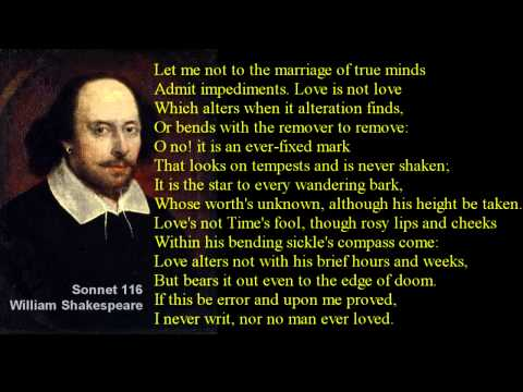 let me not to the marriage Let me not to the marriage of true minds - sonnet 116 - shakespeare - summary - line by line explanation and analysis meanings class 9 grade 8 igcse cbse icse ib college syllabus.